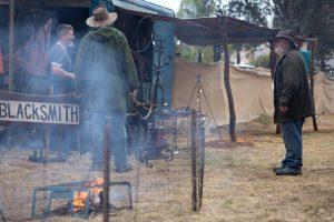 The Blacksmith's Camp