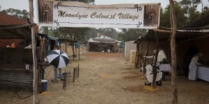 Head on down to the Moondyne Colonial Village