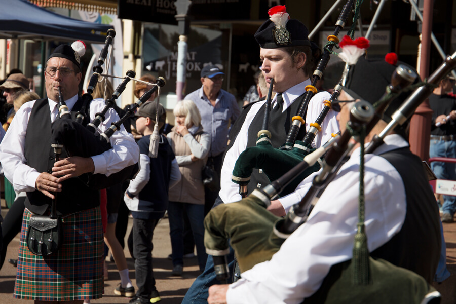 Kalamunda Pipe Band