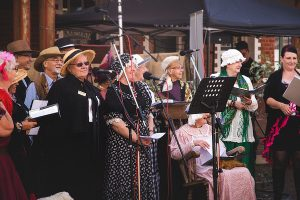 Toodyay Community Singers put on a show
