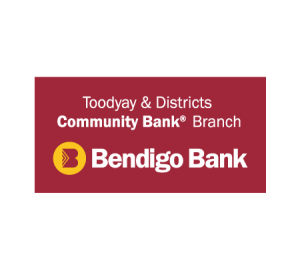 Bendigo Bank Toodyay & Districts logo