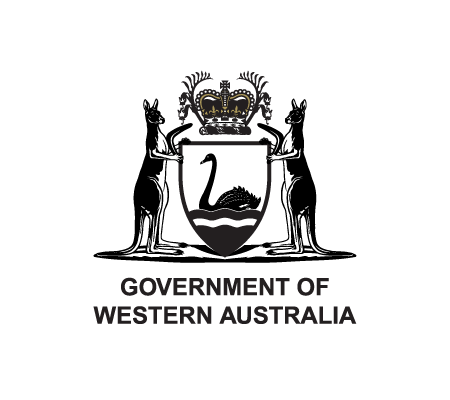 Government o Western Australia logo